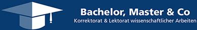 Bachelor, Master & Co Logo